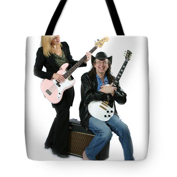 Bob And Theresa Kaat-wohlert Tote Bag