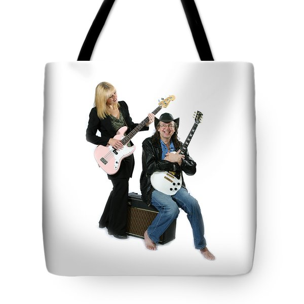 Bob And Theresa Kaat-wohlert Tote Bag