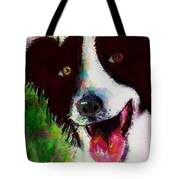 Bob Tote Bag by Arline Wagner