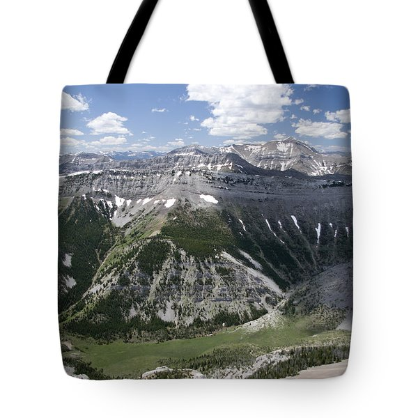 Bob Marshall Wilderness 2 Tote Bag