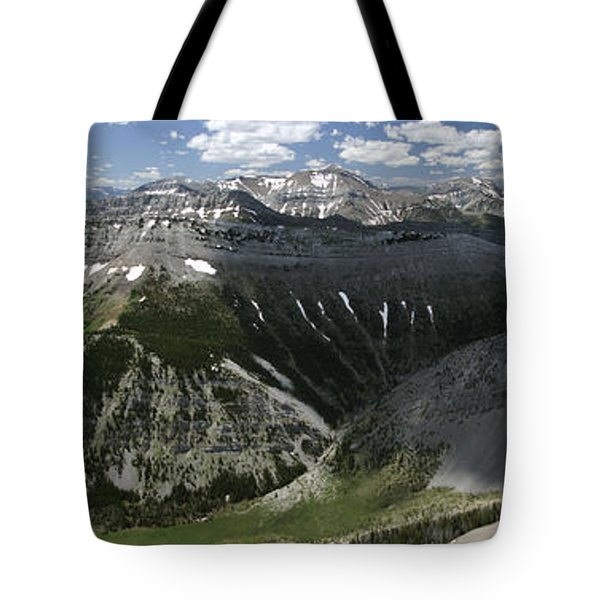 Bob Marshall Wilderness Tote Bag