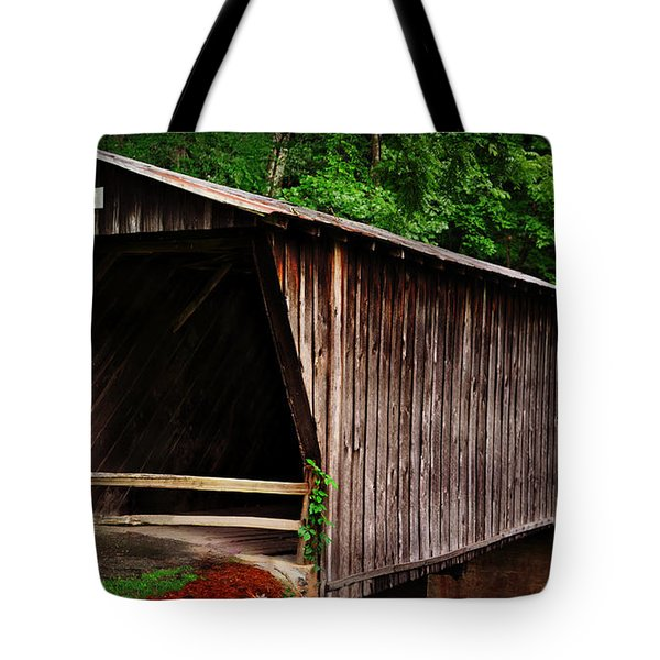 Bob White Bridge Tote Bag