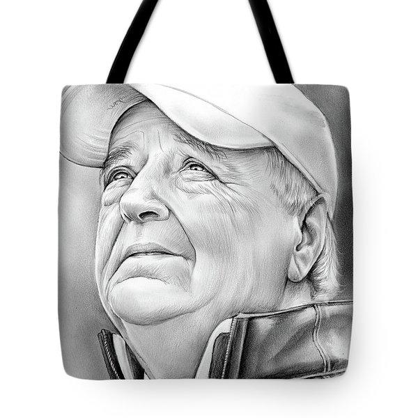 Bobby Bowden Tote Bag