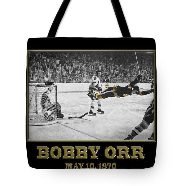 Bobby Orr 6 Tote Bag