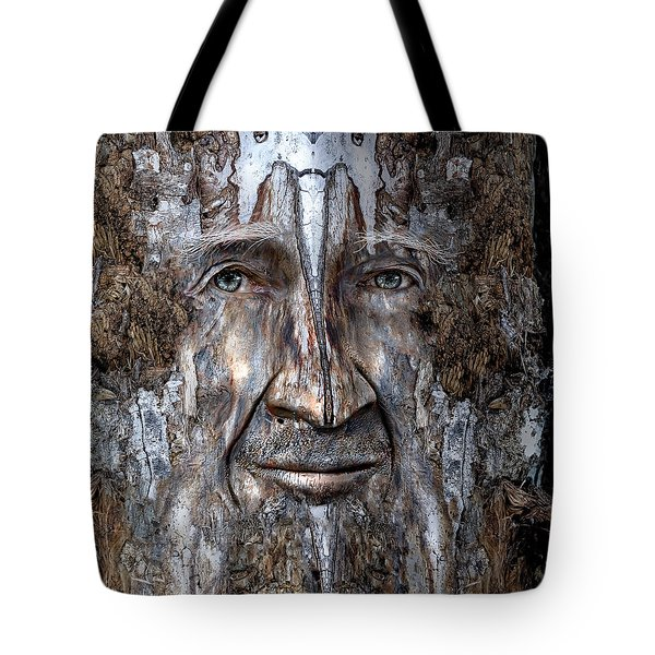 Bobby Smallbriar Tote Bag by Rick Mosher