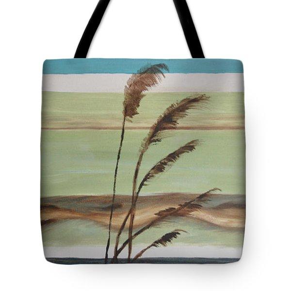 Bob's Beach Tote Bag