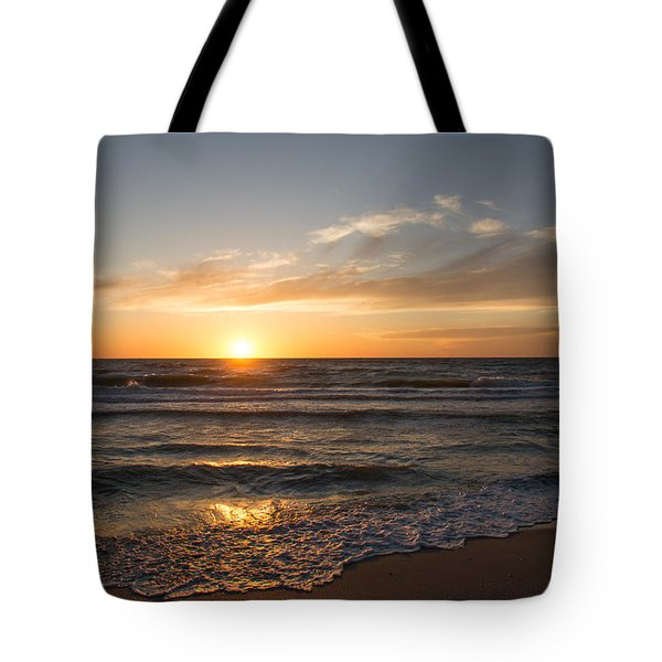 Boca Grande Sunset Tote Bag