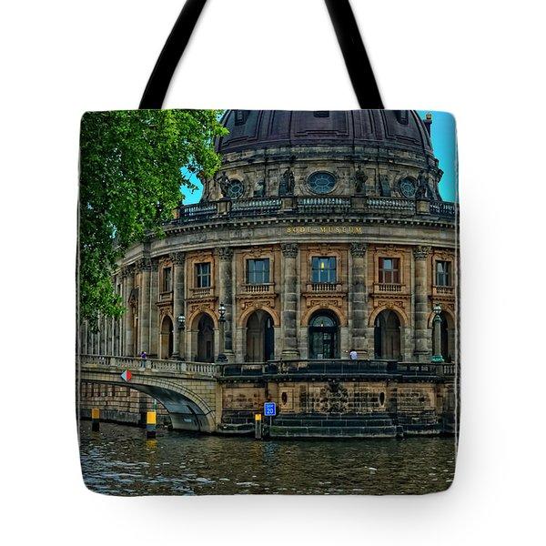 Bode Museum Tote Bag by Joan Carroll