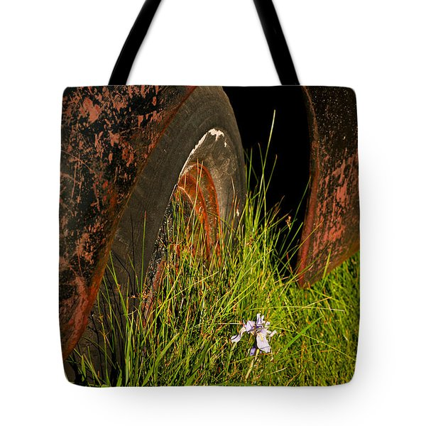 Tote Bag featuring the photograph Bodie 13 by Catherine Sobredo