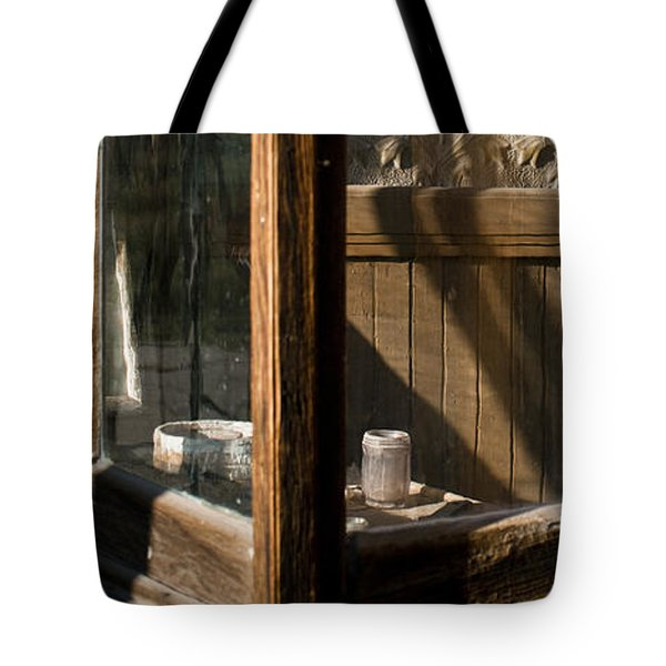 Tote Bag featuring the photograph Bodie 19 by Catherine Sobredo