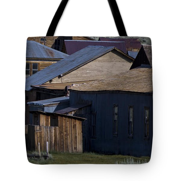 Tote Bag featuring the photograph Bodie 31 by Catherine Sobredo