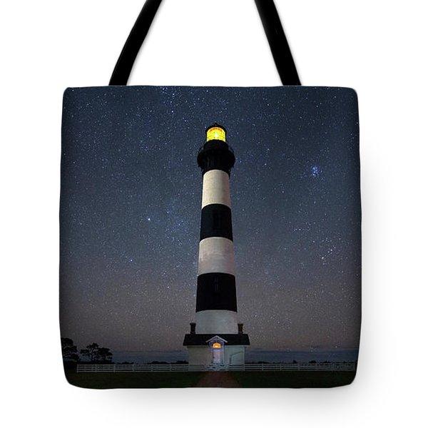 Bodie Blue Tote Bag