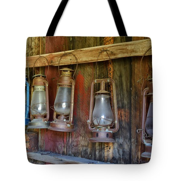 Bodie Blue Light Special Tote Bag