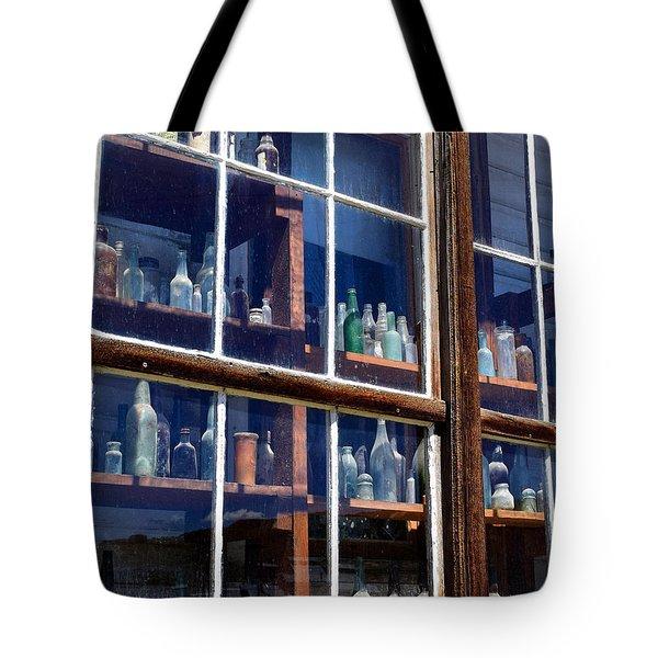Bodie Bottles #1 Tote Bag