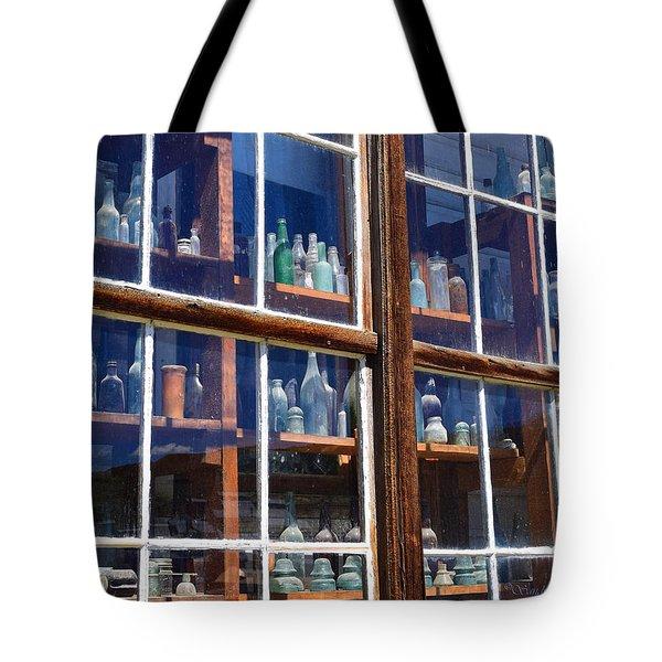 Bodie Bottles #2 Tote Bag
