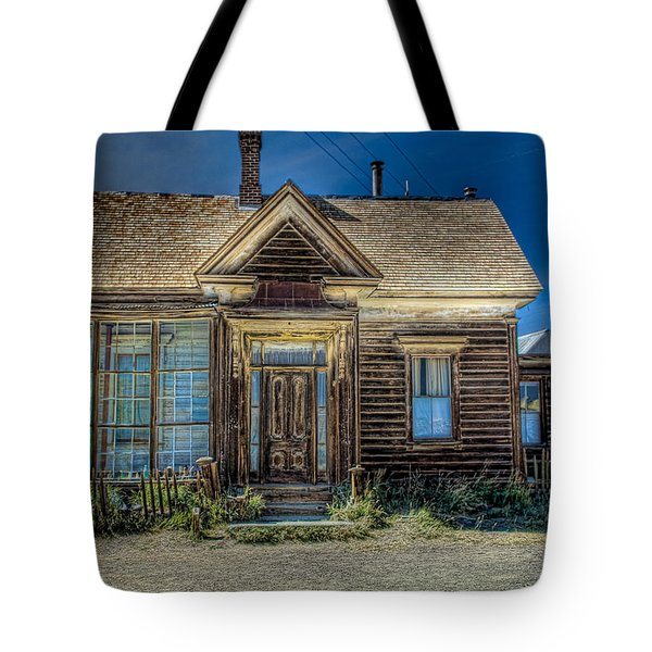 Bodie House Tote Bag