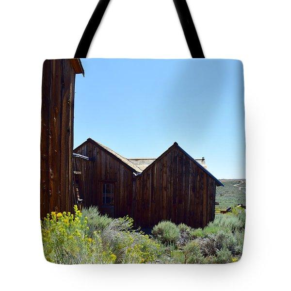 Bodie In Bloom Tote Bag