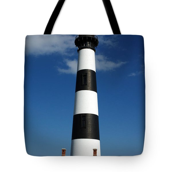 Bodie Lighthouse Tote Bag by Kelvin Booker