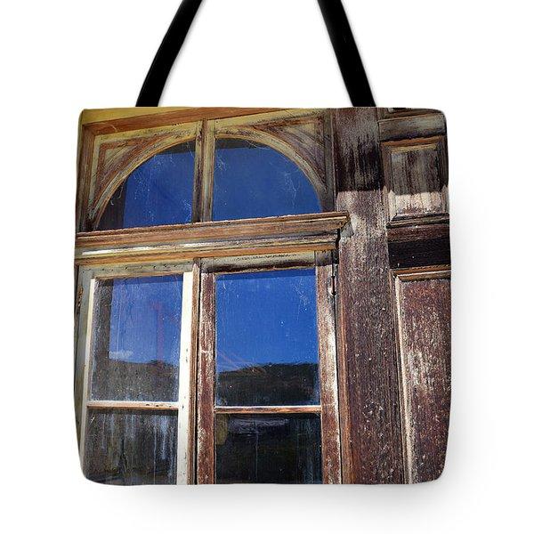 Bodie Woodwork Tote Bag