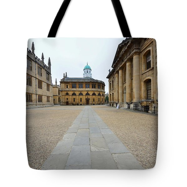 Bodleian Library Tote Bag