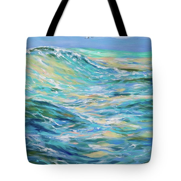 Bodysurfing North Tote Bag