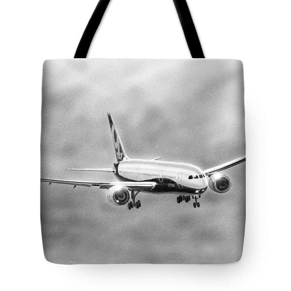 Boeing 787 Tote Bag