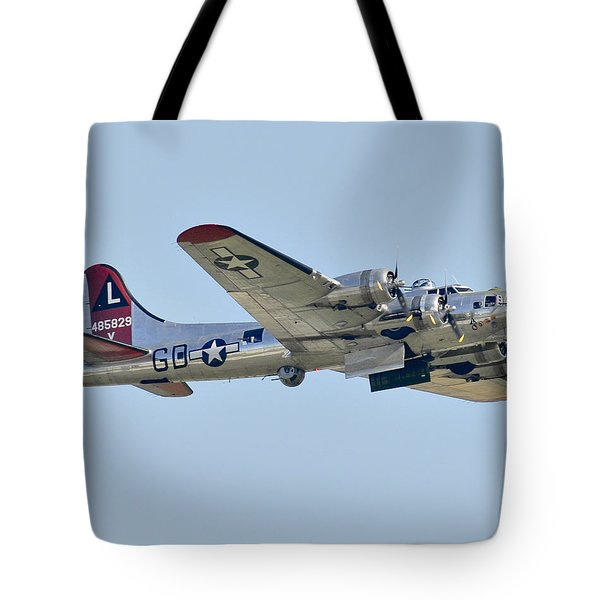 Boeing B-17g Flying Fortress Tote Bag