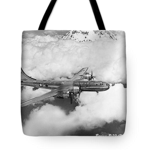 Boeing B-29 Superfortress Tote Bag