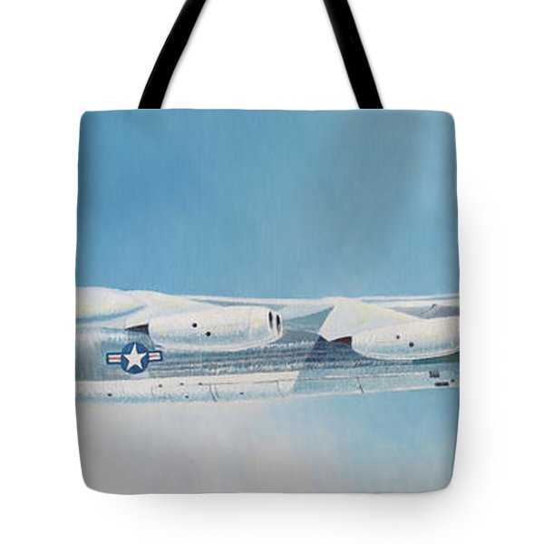 Boeing B-52d Stratofortress  Tote Bag