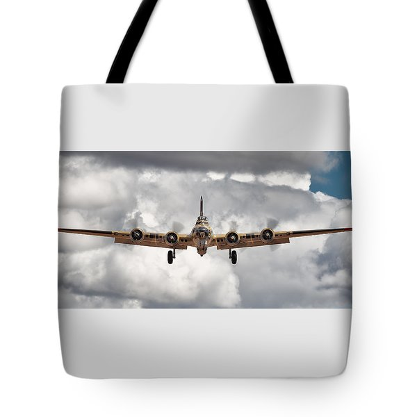 Boeing Inbound Tote Bag