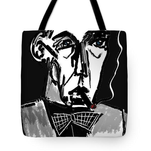 Bogart Tote Bag by Jim Vance