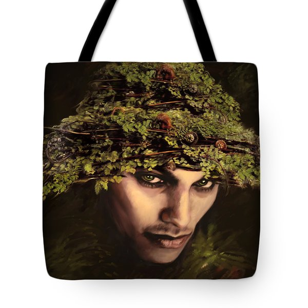 Bogles Tote Bag by Enzie Shahmiri