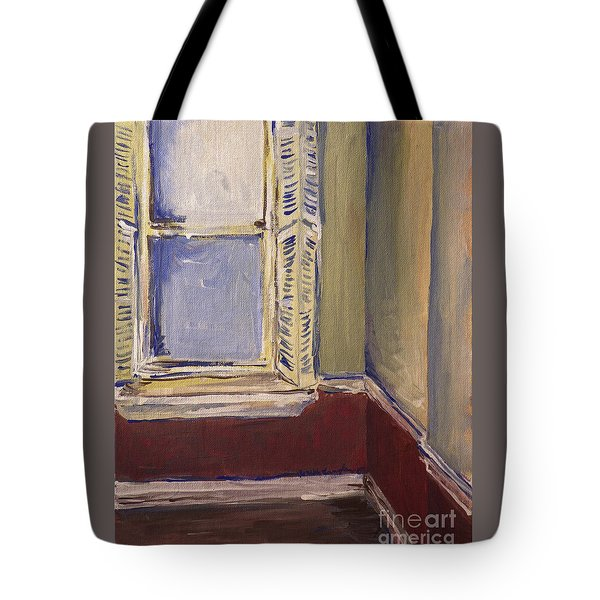 Bohemian Gallery, January 2007 Tote Bag