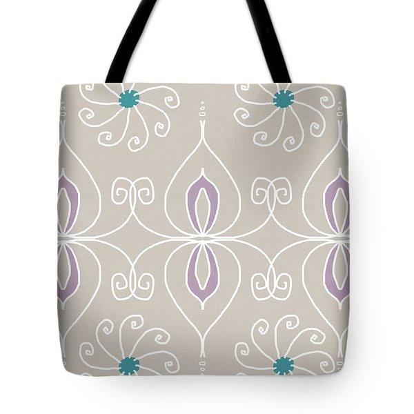 Boho Ornamental 4- Art By Linda Woods Tote Bag