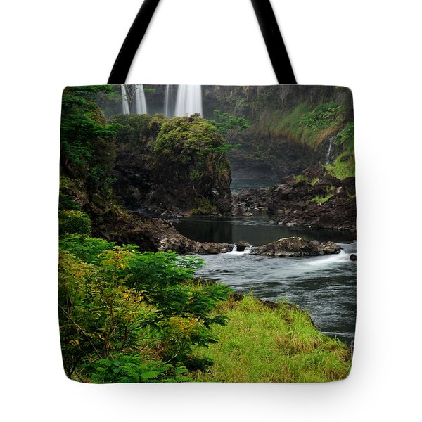 Boiling Pots Tote Bag by Kelly Wade