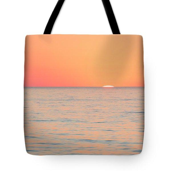 Boiling The Ocean Tote Bag
