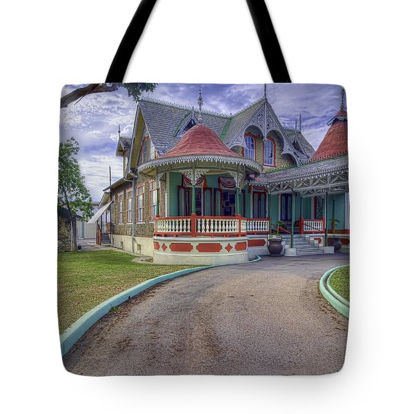 Boissiere House Tote Bag