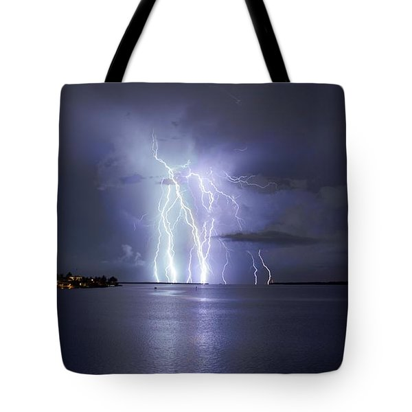 Bokeelia Nights Tote Bag