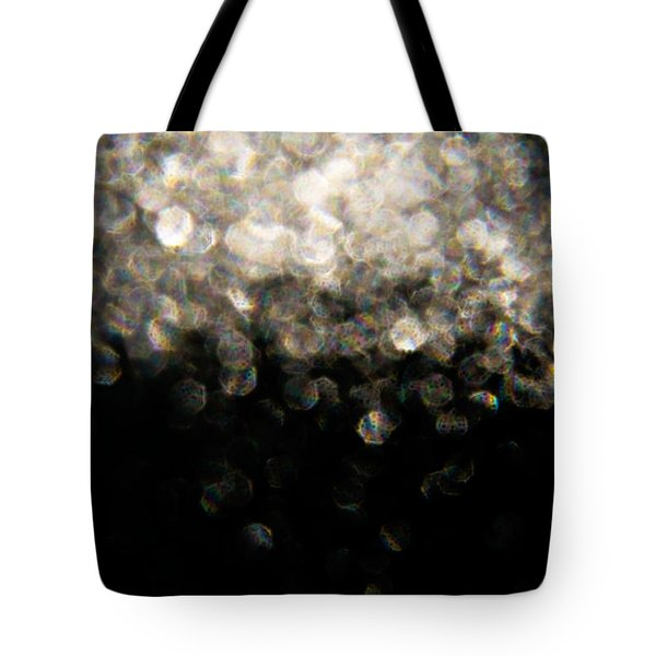 Tote Bag featuring the photograph Bokeh Cloud by Greg Collins