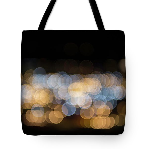 Tote Bag featuring the photograph Bokeh  by Jingjits Photography