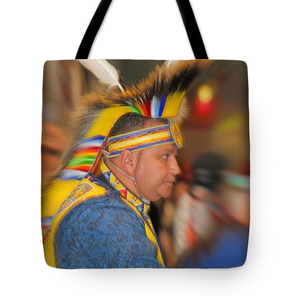 Bold And Proud Tote Bag by Audrey Robillard
