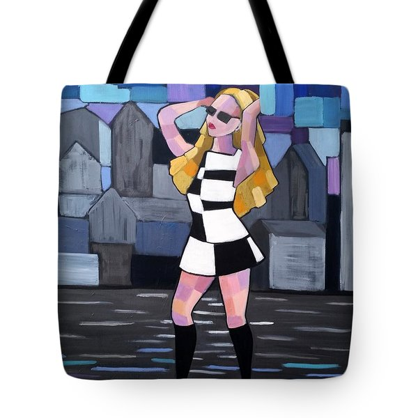 Bold And Proud Tote Bag