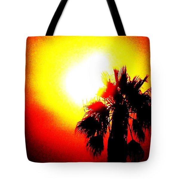 Bold Tote Bag by Daniele Smith