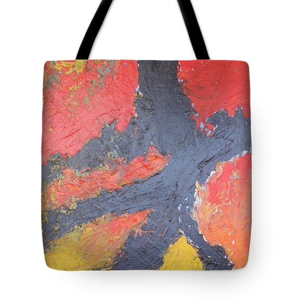 Bold Experiment Tote Bag