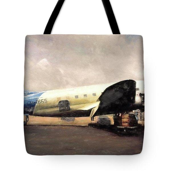 Bolivian Air Tote Bag