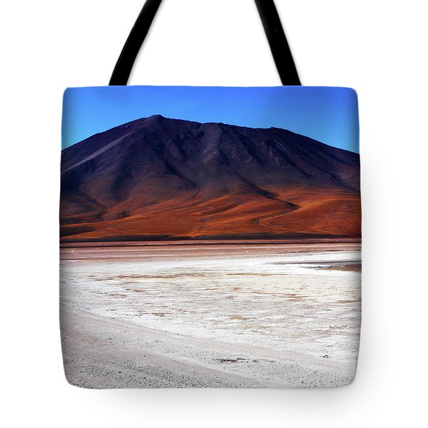 Tote Bag featuring the photograph Bolivian Altiplano, South America by Aidan Moran