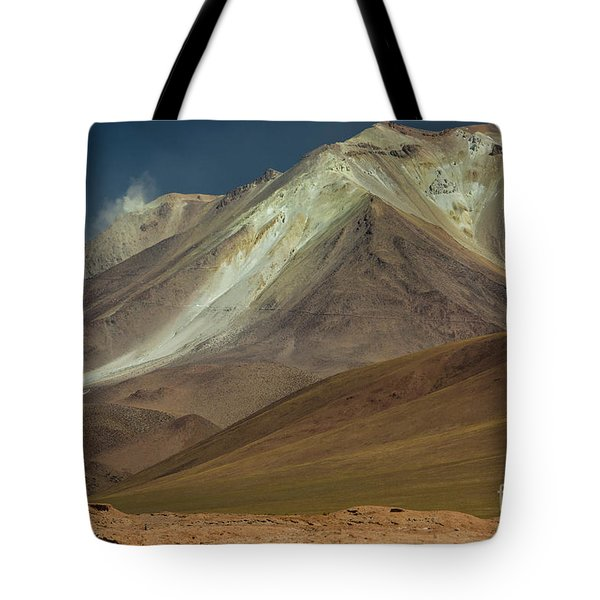 Bolivian Highland Tote Bag by Gabor Pozsgai