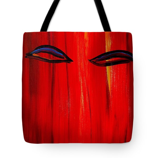 Bollywood Eyes Tote Bag