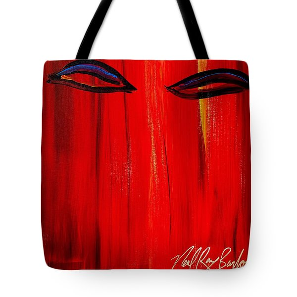 Bollywood Eyes Tote Bag
