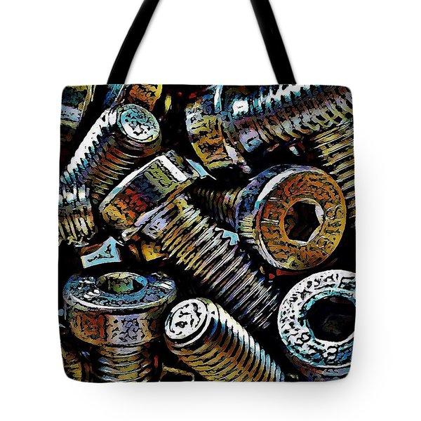 Boltz Tote Bag